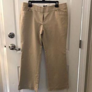 Ann Taylor LOFT Marisa boot cut pants